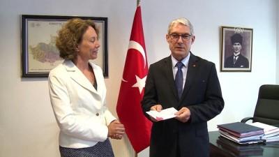 Türkiye'den Kıbrıs'taki Kayıp Şahıslar Komitesine yardım - LEFKOŞA
