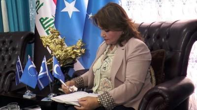 Türkmenler, Bağdat'ta kadın adayla seçim yarışında - BAĞDAT