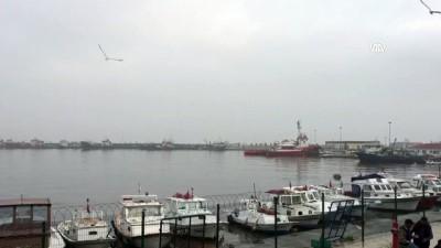 Yoğun sis deniz ulaşımını aksattı - İSTANBUL