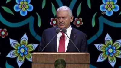 Başbakan Yıldırım: '(Kur'an-ı Kerim) Hiçbir kimse kitabın bir harfine dahi dokunamaz' - ANKARA