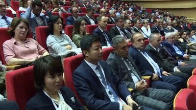 Dünya Yüksek Hızlı Demiryolu Kongresi - ANKARA