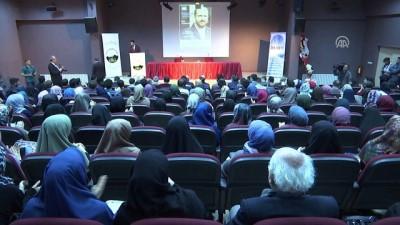 'Gençlik ve STK'lar' söyleşisi - Bilal Erdoğan - İSTANBUL