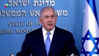 İsrail'den ABD'nin nükleer anlaşmadan ayrılması kararına destek - Netanyahu