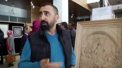 İstanbul'un fethini tabloya işledi - SİVAS