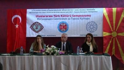 Makedonya'da Hıdırellez Bahar Şenlikleri Festivali sona erdi - ÜSKÜP
