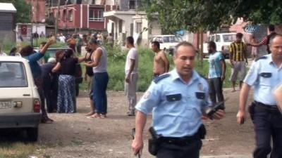 Polise saldıran 'Cono'lara biber gazlı müdahale