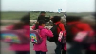 Siverek'te öğrenciler sel nedeniyle mahsur kaldı