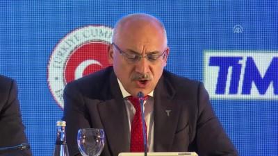 TİM Başkanı Büyükekşi: 'İhracatçılarımızın her türlü pazar analizini yapabilmelerine imkan sağladık' - ANKARA