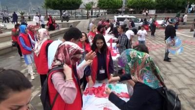 Türk ve Suriyeli çocuklar uçurtma şenliğinde kaynaştı