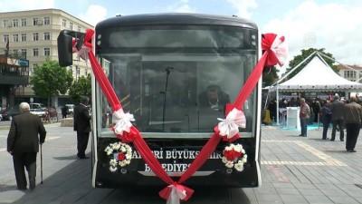 Yerli elektrikli otobüsler ulaşıma katkı sağlayacak - KAYSERİ