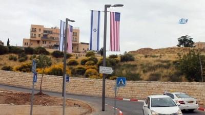 deprem -  - Abd'nin Kudüs'teki Elçilik Açılışı İçin Davetiyeler Gönderildi
