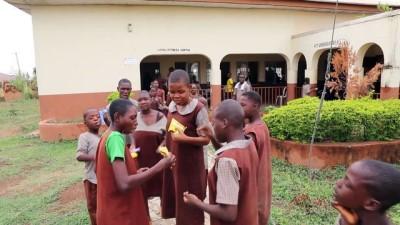 Abuja Engelliler Okulu öğrencilerini hayata hazırlıyor - ABUJA
