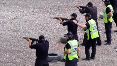 Afrin yerel polis güçleri göreve hazır (1)