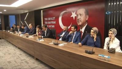 Bakan Faruk Özlü: Devam mı tamam mı buna milletimiz karar verir