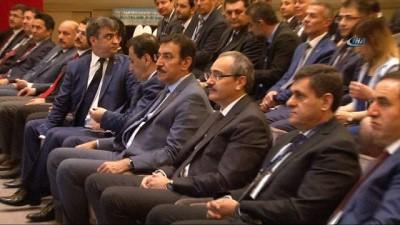 Bakan Tüfenkci'den İstanbul'a Gümrük ve Ticaret Merkezi müjdesi
