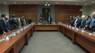 Başbakan Yardımcısı Bozdağ: 'İktidar Twitter'dan değil sandıktan çıkacaktır' - ANKARA