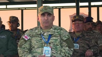 Efes-2018 Birleşik Müşterek Fiili Atışlı Tatbikatı - Gece faaliyeti (1) - İZMİR