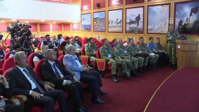 hava kuvvetleri - Efes-2018 Birleşik Müşterek Fiili Atışlı Tatbikatı - İZMİR