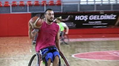 Engelli basketbolcular Avrupa kapısını araladı - GAZİANTEP