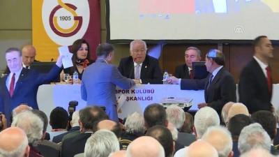 Galatasaray Kulübü Divan Kurulu toplantısı - Başkan adayı Korkut - İSTANBUL