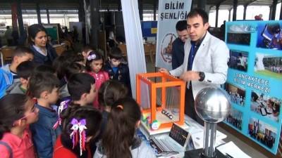 Kastamonu'da Bilim Şenliği başladı
