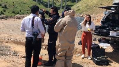 - Nurdağı'nda bulunan kimyasal atığı döken kamyon ve firma tespit edildi