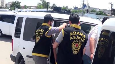 emniyet mudurlugu - Otomobil kiralayıp hırsızlık yapmış - ADANA