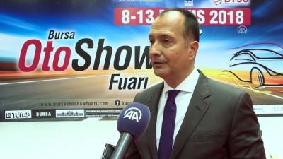 Otomotiv sektörü yeni rekora hazırlanıyor - BURSA