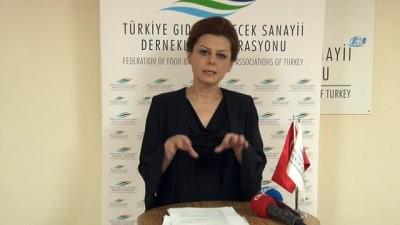 """TGDF Genel Sekreteri İlknur Menlik: """"Kurdaki artış gıda fiyatlarını etkiliyor"""""""