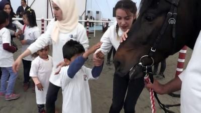 TJK, Elazığ'da atla terapi merkezi açtı