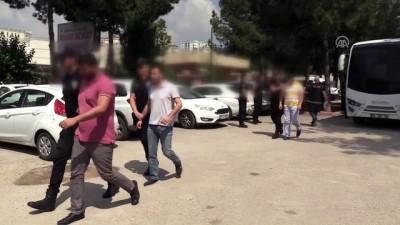 Adana merkezli FETÖ/PDY operasyonu - 30 askeri personel adliyeye sevk edildi - ADANA