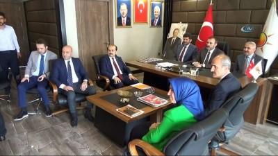 """AK Parti Sözcüsü Mahir Ünal: """"16 yıl dirilişti şimdi şahlanış ve yükseliş dönemi başlıyor"""""""