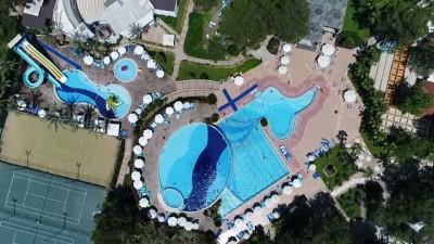 destina -  Antalya'da tüm Mayıs'ların turist rekoru, 1 milyon 645 bin turistle kırıldı