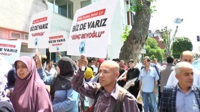 Cumhurbaşkanı Erdoğan'a doğup büyüdüğü Kasımpaşa'dan destek