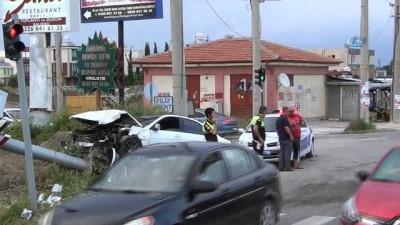 ozel hastaneler -  Hatay'da trafik kazası: 5 yaralı