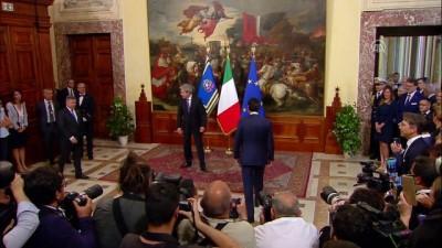 İtalya'da Conte hükümeti işbaşı yaptı - ROMA