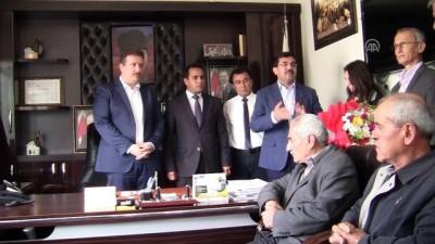 Kale'nin yeni belediye başkanı Mehmet Salih Sağınç oldu - DENİZLİ