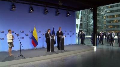 Kolombiya NATO'nun küresel ortaklık programına girdi - BRÜKSEL