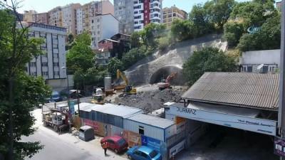 Silahtarağa Tüneli'nin 2018 sonunda tamamlanması planlanıyor