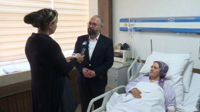 Türk cerrahları 3 santimetrelik kesiyle kalp ameliyatı yapıyor - ANKARA