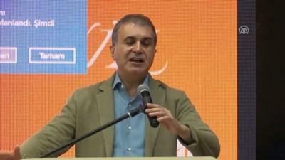 AB Bakanı Çelik: 'Gençlerle beraber Türkiye'yi yönetmek üzere siyaset yapıyoruz' - ADANA