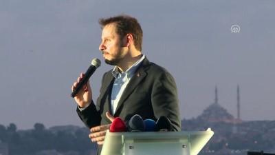 Albayrak: 'Bölgemiz ateş çemberi' - İSTANBUL