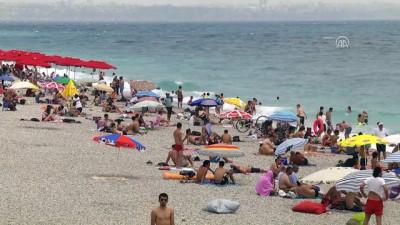 Antalya ve Muğla'da deniz keyfi - ANTALYA