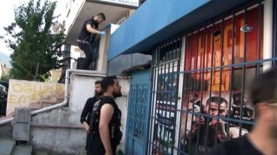 Ataşehir'de narkotik operasyonu