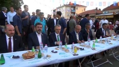 """Bakan Ağbal: """"Türkiye olarak oynanmak istenen bütün oyunları def ettik"""""""