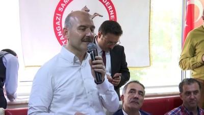 Bakan Soylu: 'Artık oligarşik bürokrasi ve uluslararası faiz çetelerinin sömüremeyeceği yepyeni bir sistemle yarına adım atacağız' - İSTANBUL