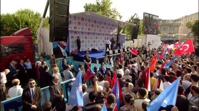 Başbakan Yıldırım: 'Atatürk'ün partisini bu hale düşürenlere hesap soracak mısınız?' - KIRKLARELİ