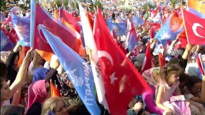 Başbakan Yıldırım: 'Bizim karnemizi de 24 Haziran'da siz vereceksiniz' - KIRKLARELİ