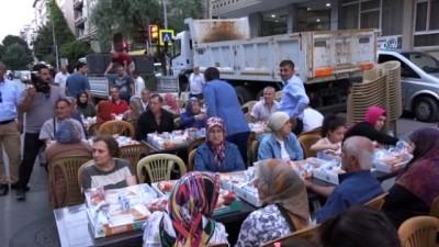 maneviyat -  Başkan Tok, iftar programında vatandaşlarla bir araya geldi