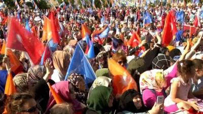 Binali Yıldırım: 'Cumhurbaşkanlığı adayları belli olur olmaz, Muharrem İnce koşa koşa Edirne'ye gitti. 6-7 Ekim olaylarının failini ziyarete gitti.'